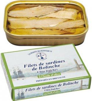 filets de sardines de bolinche l 39 huile d 39 olive. Black Bedroom Furniture Sets. Home Design Ideas